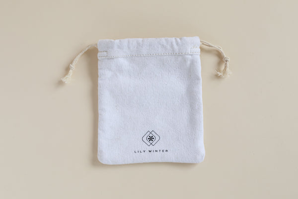 Cashmere Eye Mask - Black