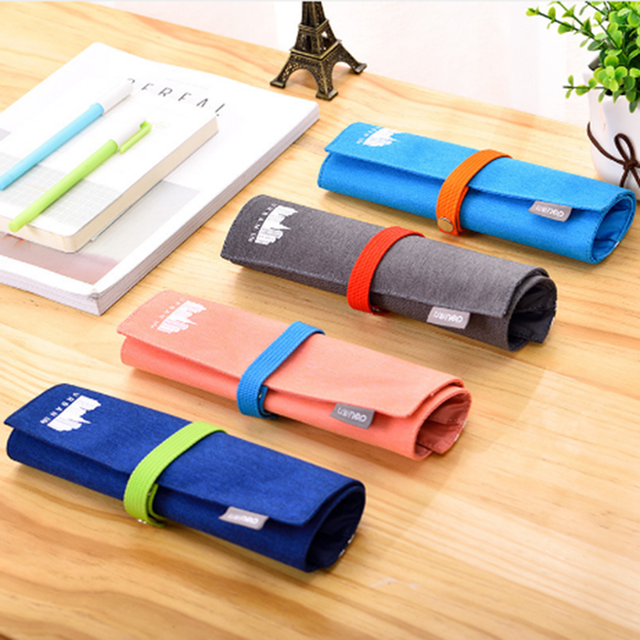 Large-capacity Pencil Case Multi-function storage case School Office Supplies