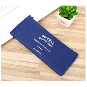 Stationery Canvas Pencil Case school Pencil Bag pencilcase Office School  Pen bag Pencils Writing