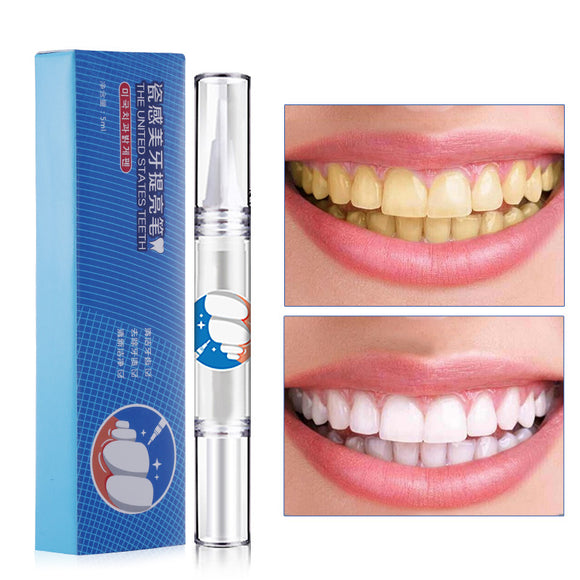 Tooth Whitening Pen Is Effective For Removing Teeth From Yellow Teeth