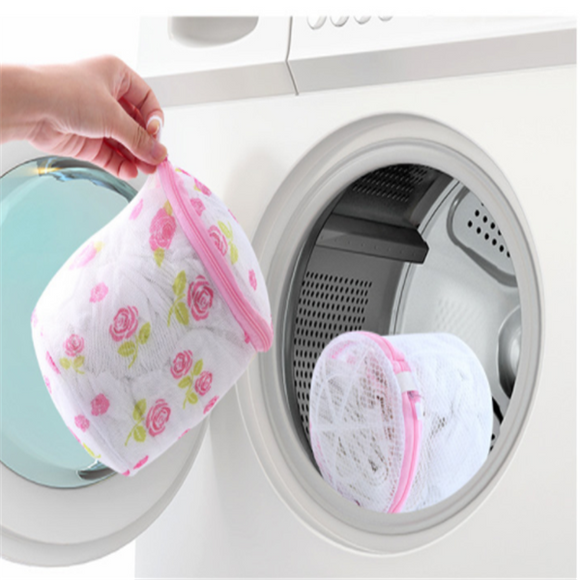 Washer For Folding Bra Bag Washer (with Bracket)