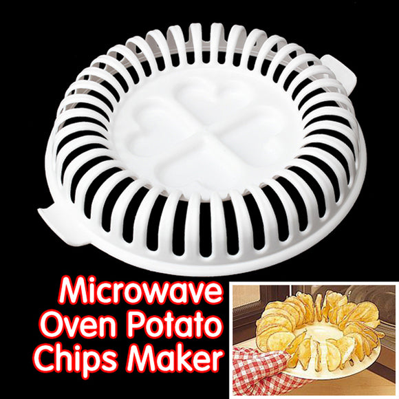Creative Baking Tools Microwave Machine For Baking Potato Chips