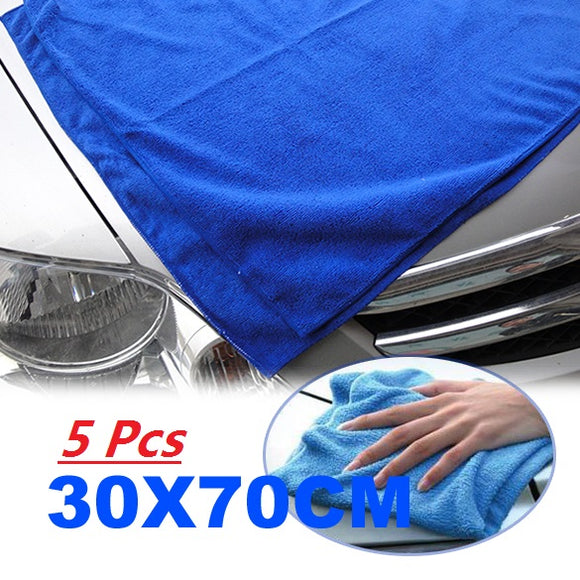 30cm *70 Cm Car Washing Cloth Cleaning Towel Wipes Magic Chamois Leather Clean Home Using Towel