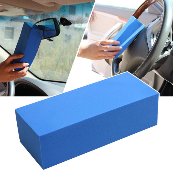 Auto Square Pva Cleaning Sponge Washing Brush Dry Pad Block Cotton Absorbent Sponge Home Car Washer