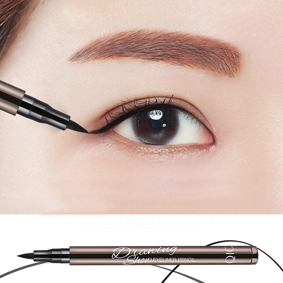 Waterproof And Not Dizzy Makeup Quick Drying Eyeliner