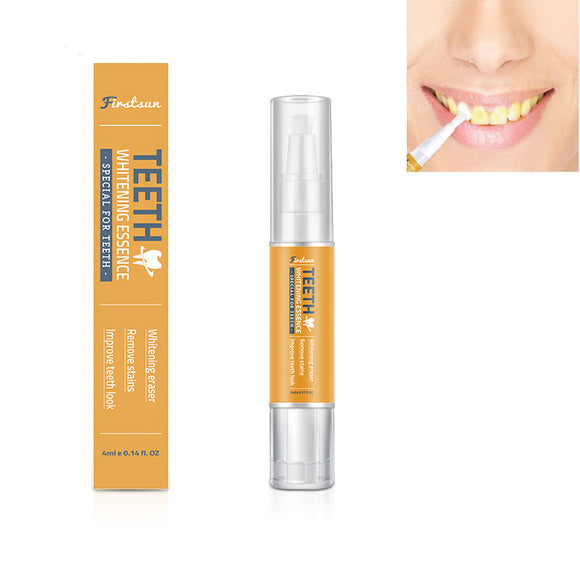 Teeth Cleaning Stains Removing Teeth Whitening Essence Brush