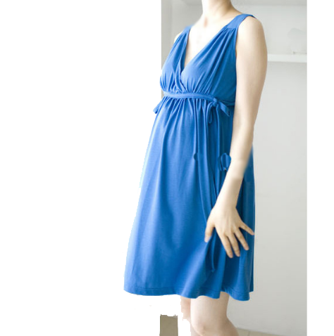 Summer Maternity Dresses V-neck Breastfeeding Maternity Clothes For Pregnant Women Pregnancy Clothes