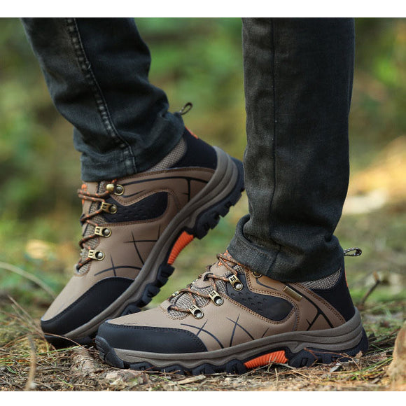 Men's Fashion Outdoor Climbing Shoes