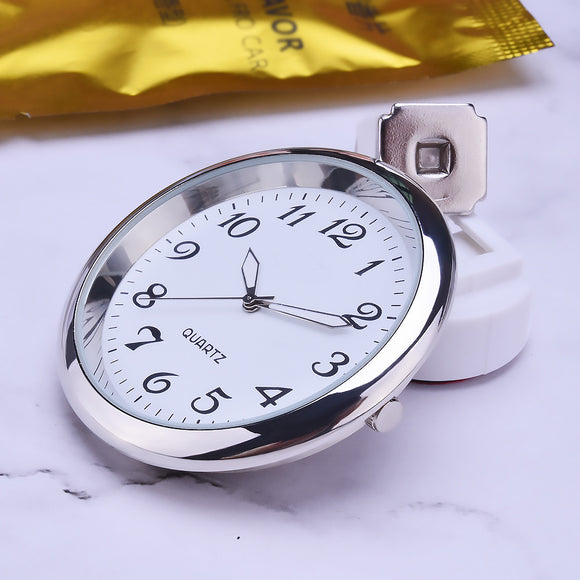 Creative Automobile Air Outlet Quartz Watch Ornament