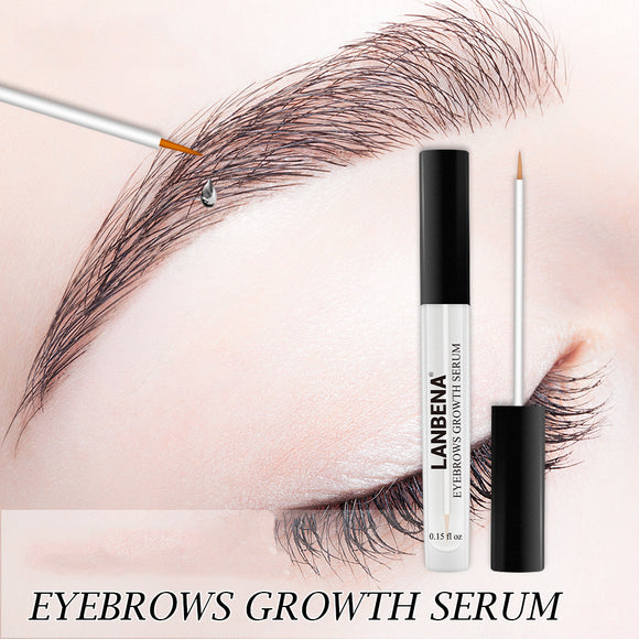 Eyebrow Growth Serum Longer Fuller Thicker Nourishes Eyebrow Enhancer
