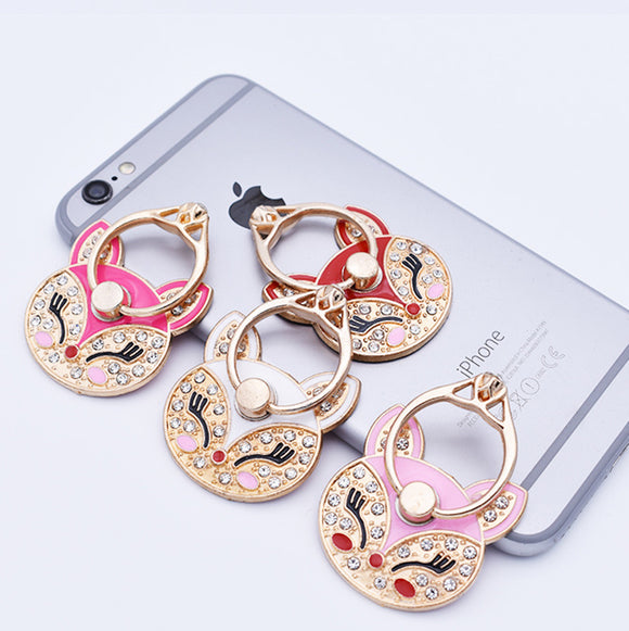 Mobile Phone Finger Ring Bracket Stand Ultra-thin Universal Phone Ring Holder Phone Accessories