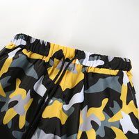 Women's Camo Pants Loose Streetwear Camouflage Pants Hip Hop Joggers Trousers
