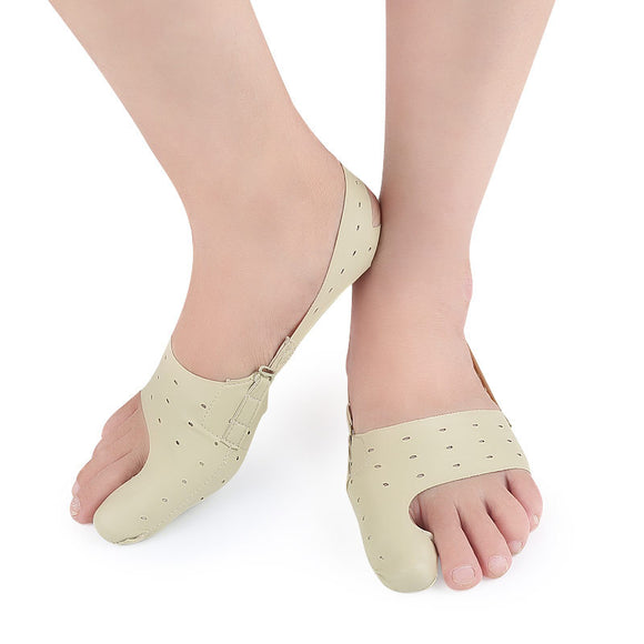 Ultrathin Ventilated Foot Thumb Corrector Foot Protection Glove