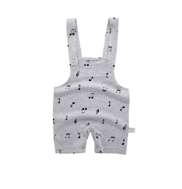 NEER New Born Baby Pants Cotton Newborn Suspender Pants Baby Trousers For Toddler Baby Overalls