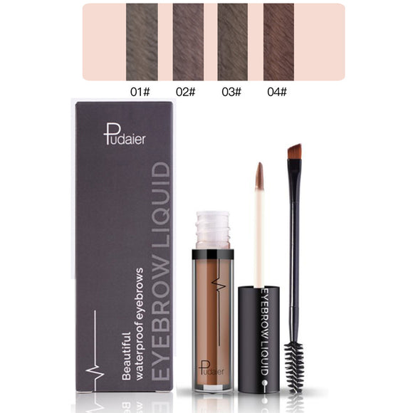 Amazing Dyed Eyebrow Paste, Waterproof Durable Long Lasting