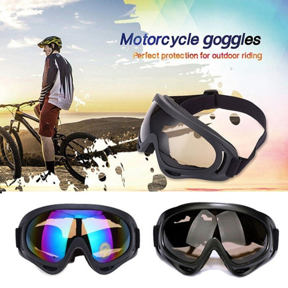 Outdoor Riding X400 Glasses Ski Goggles Bicycle Motorcycle Sports Wind Goggles