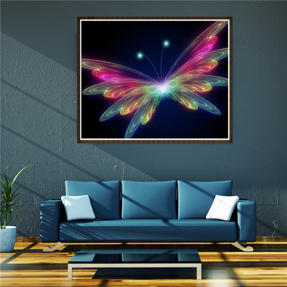 5d Diamond Embroidery Diy Butterfly Diamond Painting Cross Stitch