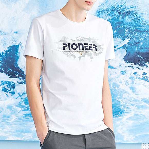 NEER Men's Summer Fashion New Print T-shirt