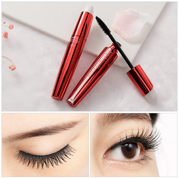 Thick Curly Waterproof Sweat Proof Not Dizzy Makeup Silk Mascara