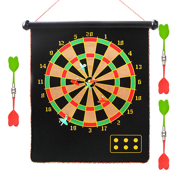 Magnetic Double-sided Darts Target Toy Parent-child Game
