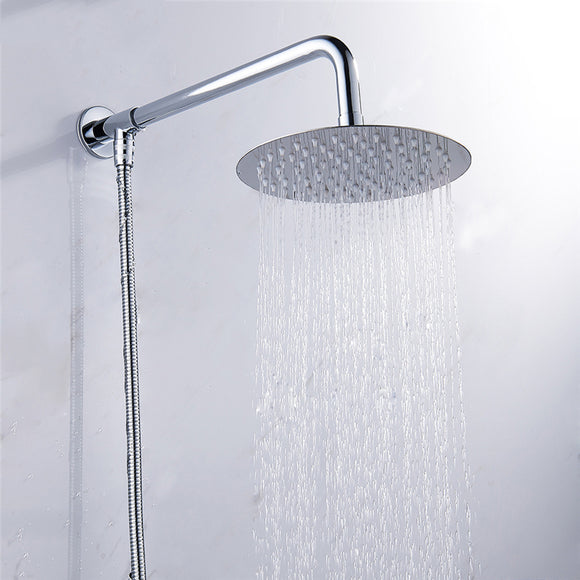 10 Inch Stainless Steel Shower Top Spray Shower Head Shower Shower Head Bathroom Accessories