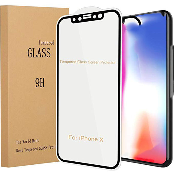 A Set Of High Quality Tempered Glass Screen Protector For Iphonexs/xr/xsmax/x
