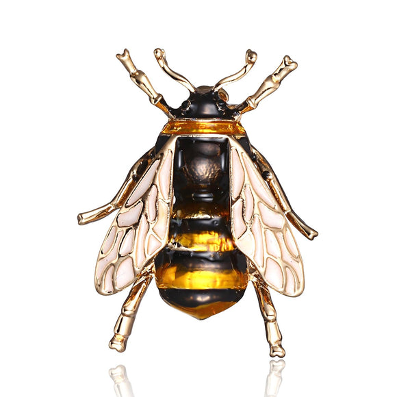 Women's Jewelry Brooch Animal Alloy Bee Brooch