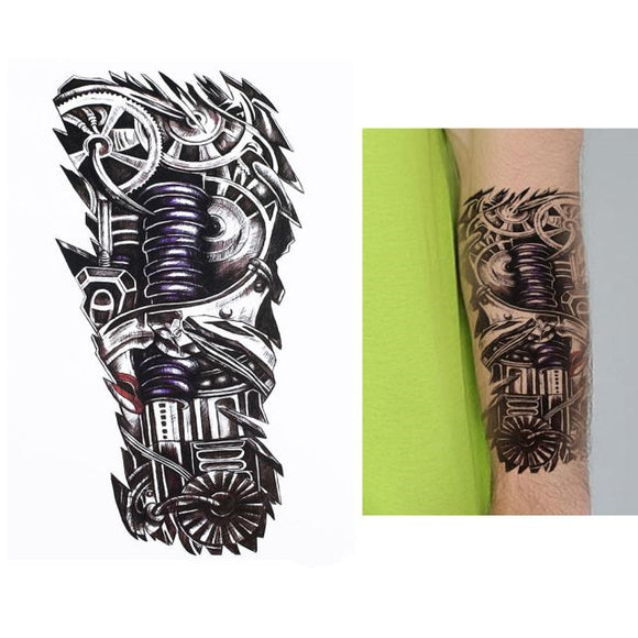 14.8*21CM High Quality Temporary Waterproof Tattoo Sticker