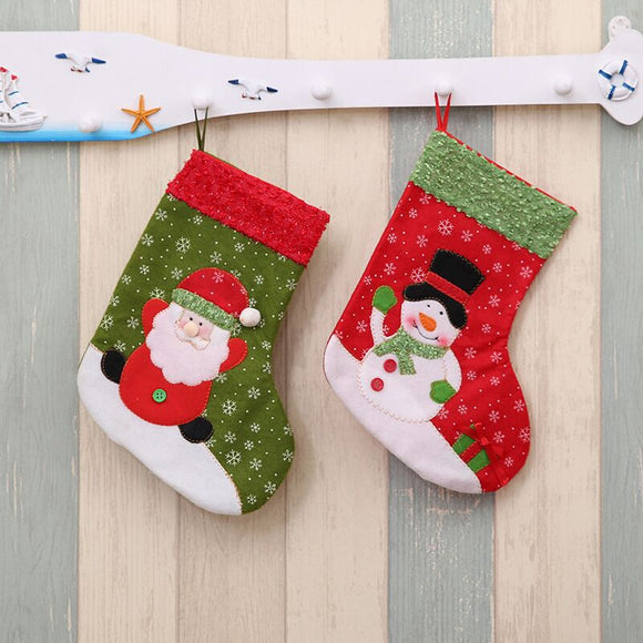 Christmas Decoration Gift Bag Christmas Stocking