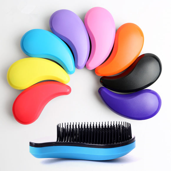 Anti-Static Scalp Massage Fashion Comb Hair Brush for Adults and Kids