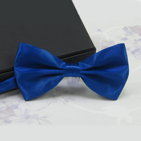 Men's Ties Tuxedo Classic Mixed Solid Color Butterfly Tie Wedding Party Bowtie Bow Ties for Men