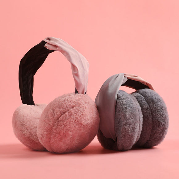 Autumn Winter Keep Warm Foldable Windproof Earmuffs