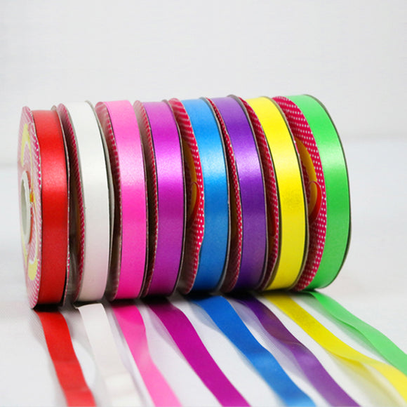 1 Pcs Wedding Party Supplies Coloured Ribbon Decoration Balloon Accessories Zhahua Coloured Ribbon