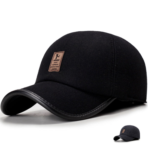 Autumn And Winter Men's Baseball Caps