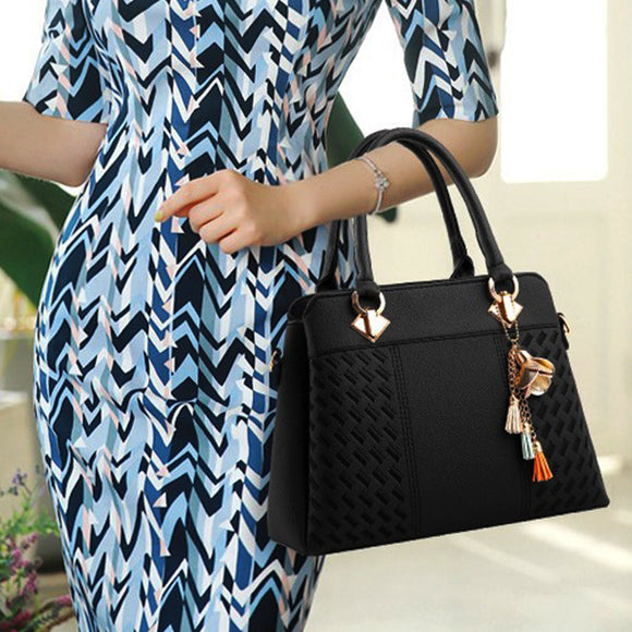 Women Fashion Bag Shoulder Bag Handbag Simple Leisure Travel Bag