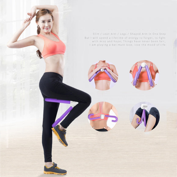 Multifunctional Household Stovepipe Yoga Supplies Portable Leggings