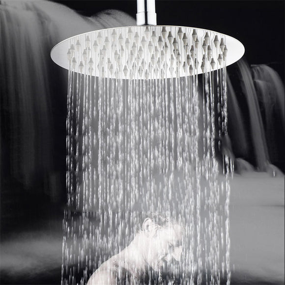 6 Inch Stainless Steel Shower Top Spray Shower Head Shower Shower Head Bathroom Accessories