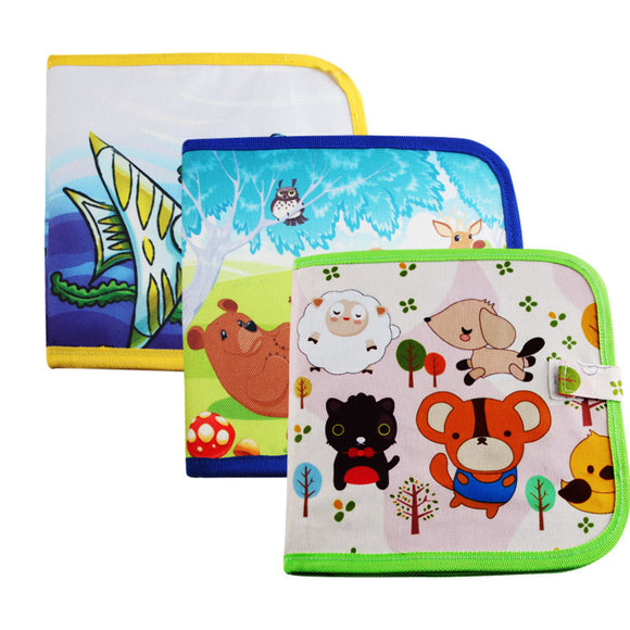 Early Childhood Education Graffiti Reusable Drawing Board