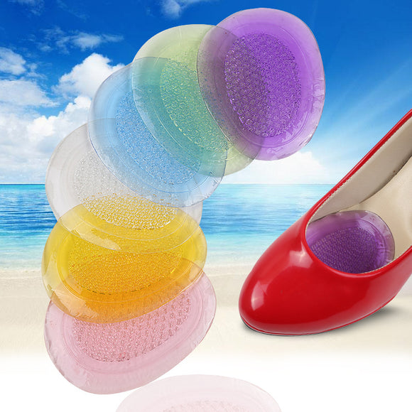 Shock-Absorbent Stress Release High Heel Forefoot Pads