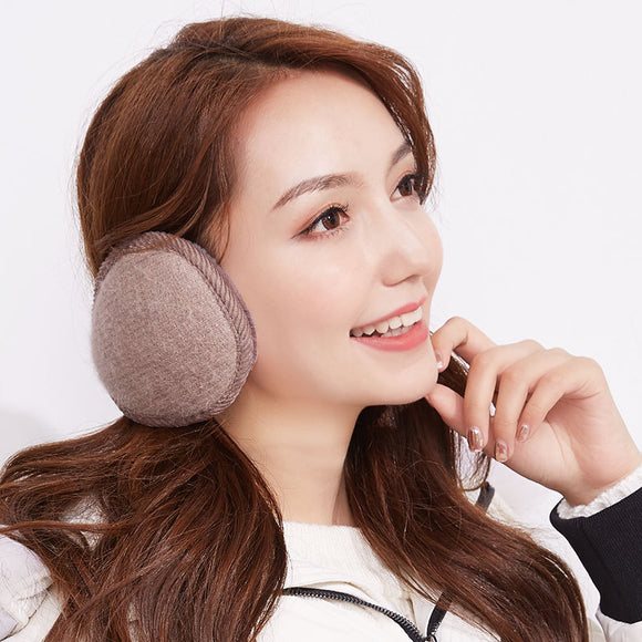 Women Men Autumn Winter Keep Warm Windproof Earmuffs