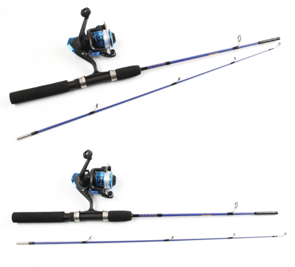 1.2/1.5m Gfrp Ultra-light Toughness High Ice Fishing Rod