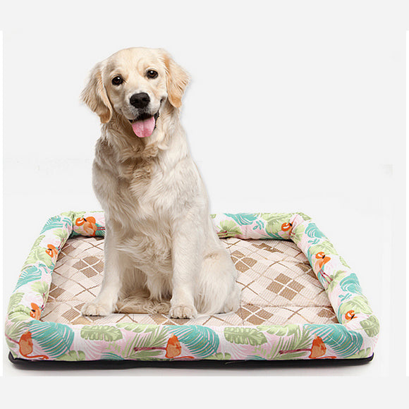 Square Mat Dog Cat Kennel