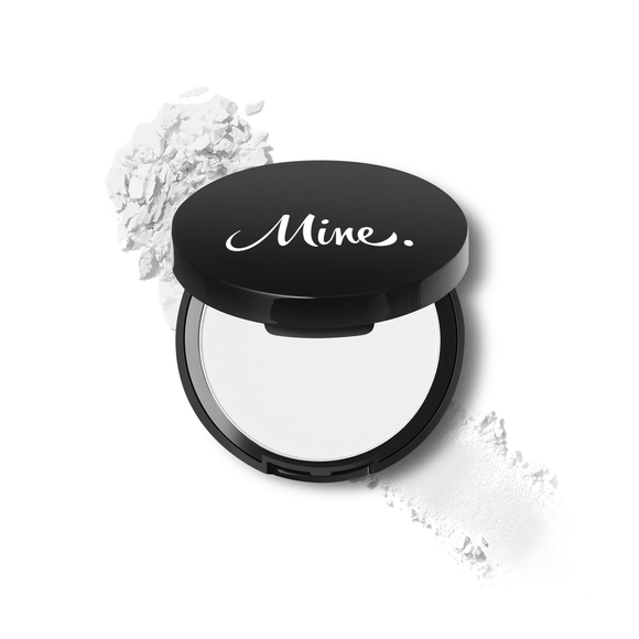 Mine. Invisible Blotting Powder