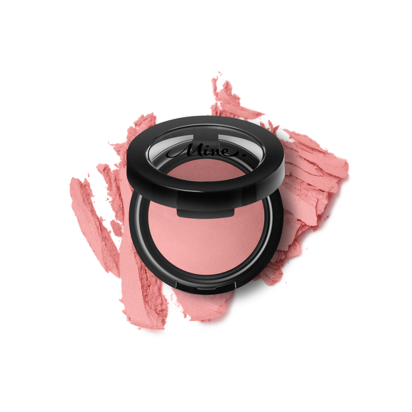 Mine. Sheer Satin Blush