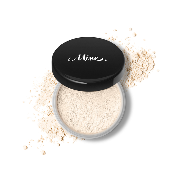 Mine. Loose Translucent Face Powder