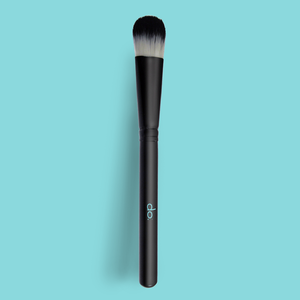 do. Deluxe Oval Foundation Brush