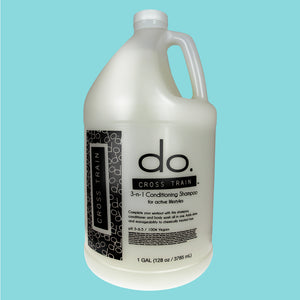 Cross Train 3-n-1 Conditioning Shampoo / Gallon