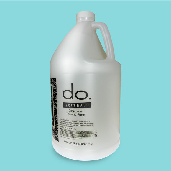 Softball Dimension Foam / Gallon