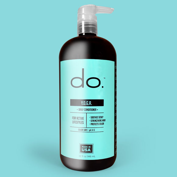 Y.O.G.A. Daily Conditioner / 32oz
