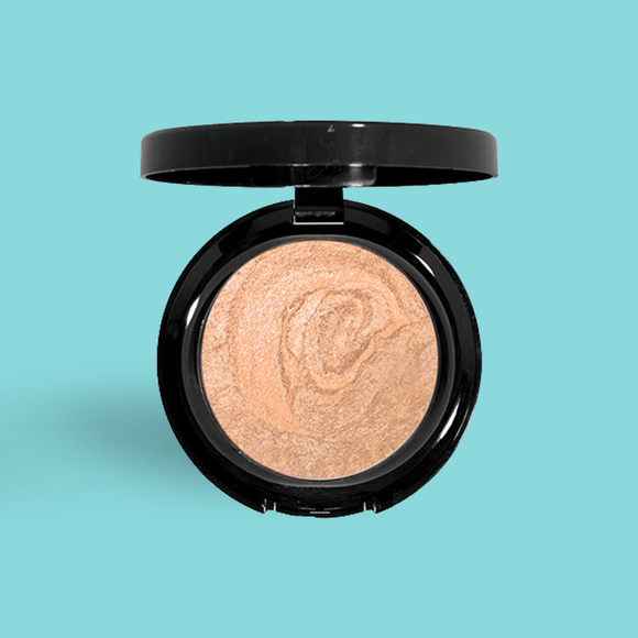 do. Baked Finishing Powder Satin Glow